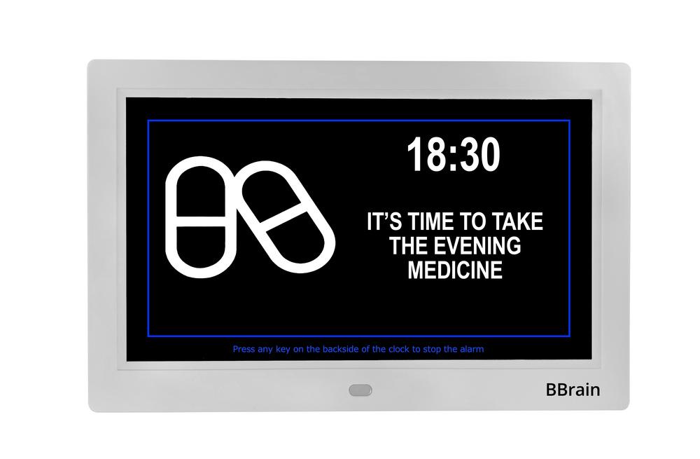 BBrain Basic Analog white - medicine