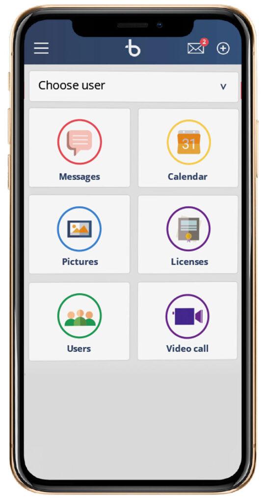 BBrain Family app