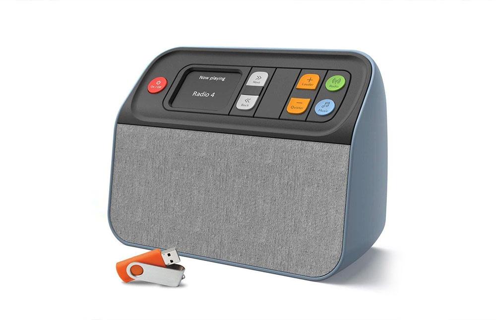 Dementie Radio met USB